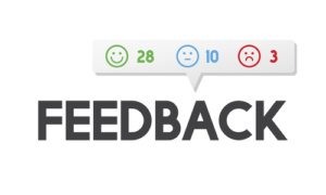 Customer Feedback Emoticons Concept