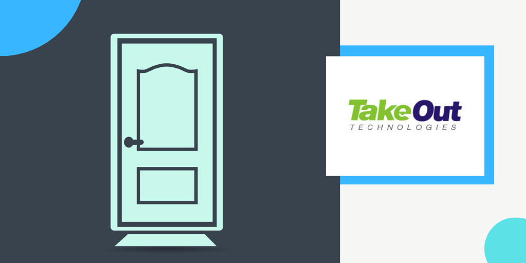 TakeOut Technologies shutting down